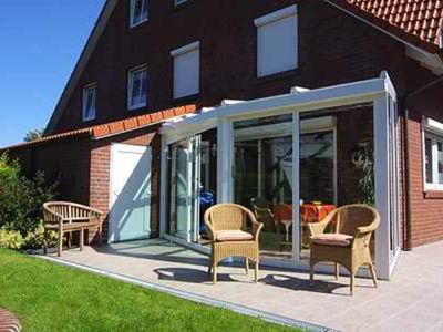 Photo for Holiday house Seestraße 28 / I - Holiday dike crown
