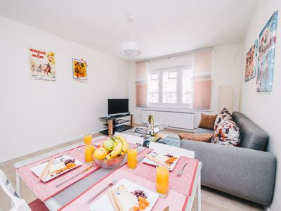 Photo for Modern apartment near Cathedral -BEST LOCATION