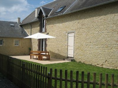 Photo for Le Pressoir - La Ferme du Château sleeps 4/12 people