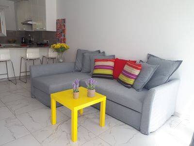 Photo for 2BR Apartment Vacation Rental in Oroklini, Larnaca