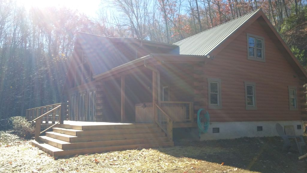 Sophie 39 S Choice Incredible 2800 Sq Ft Luxury Log Cabin