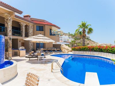 Photo for Villa Isla - Charming Style & Great Ocean Views in Pedregal, Cabo San Lucas