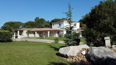 Photo for Prestige House (265m2), park, swimming pool, sauna, spa and gym