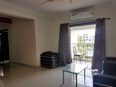 Photo for 2BR Apartment Vacation Rental in Candolim, Georgia