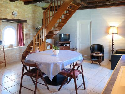 Photo for Vacation home Saint Hilaire (TAC100) in Tourtoirac - 5 persons, 2 bedrooms