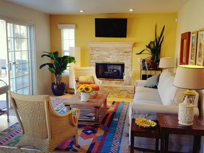 Photo for Casual elegance & comfort close to downtown and wineries- Small dog is welcome!