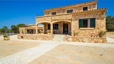 Photo for Son Santet - Rustic finca ideal for your holidays in Mallorca