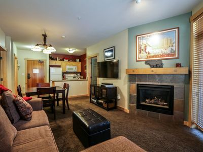 Photo for 5-Star Condo At Sunstone Lodge! Great Complex Amenities.