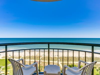 Photo for Ocean Front Condo with Balcony Meridian Plaza 903