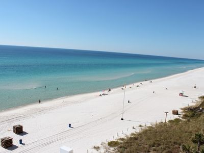 Photo for BEACHFRONT CONDO! Sleeps 8! Last summer week available 8/17-8/24. Hurry!