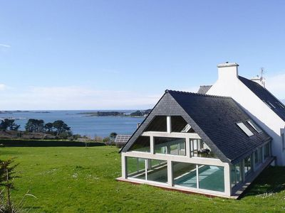 Photo for holiday home, Landéda  in Finistère - 8 persons, 4 bedrooms