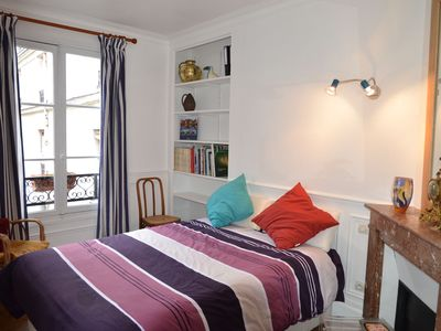 Photo for Charming in the heart of Montmartre 2 rooms