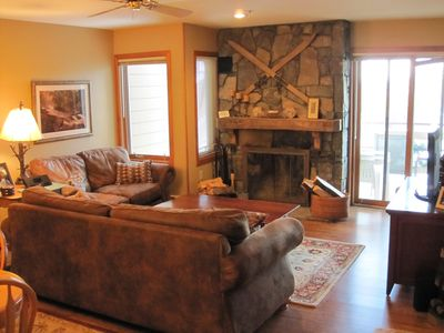 Photo for 2BD/2BA Ski-in/Ski-out Condo at Mountain Watch