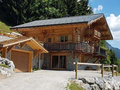 Photo for Chalet - SAINT NICOLAS LA CHAPELLE
