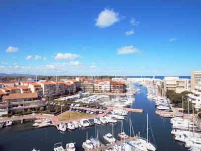 Photo for Studio 4 perso Marina View + Parking