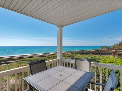 Photo for Enjoy beautiful views from this Gulf front Condo in Seacrest Beach