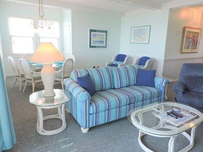 Photo for Pier Pointe West PW2B2- Beautiful Ocean Front 2 bedroom 2 bath condo