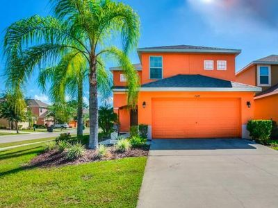 Photo for holiday home Horologium, Kissimmee  in Um Orlando - 8 persons, 4 bedrooms