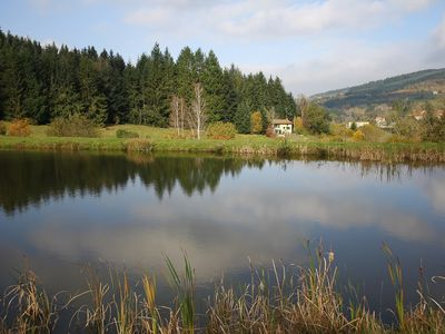 Photo for Fisherman house in the countryside with two ponds of 6600 and 4700m2