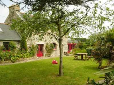 Photo for holiday home, Ploudalmézeau-Portsall  in Finistère - 9 persons, 4 bedrooms