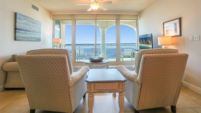 Photo for P1-1705 Two Bedroom Island View Includes Beach Chairs