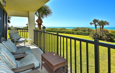 Photo for Land's End #201 building 9 - Beachfront with LARGE Private Balcony/Beachfront