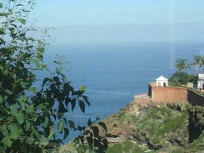 Photo for Rocamar, on the rock above the sea with great views, 2 terraces and pool