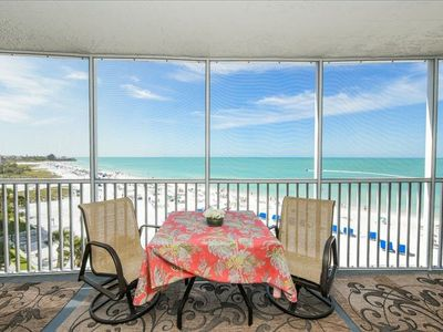 Photo for Gulf Front condo with amazing Gulf of Mexico and beach views!