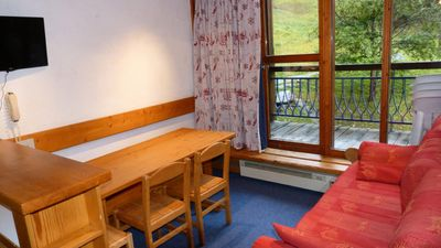 Photo for Residence Aiguille Grive Bat Ii - 2 room flat for 5 people