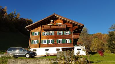 Photo for 2BR Apartment Vacation Rental in Silbertal, Vbg.