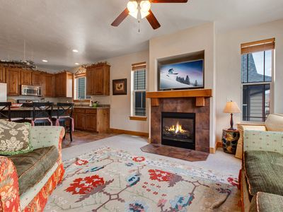Photo for Updated Bear Hollow 4BR w/ Deck, Private Hot Tub, Garage & Pool - Near Skiing