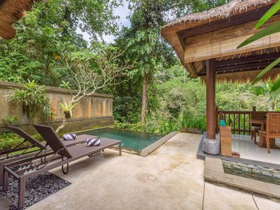 Photo for 1BR Villa near Campuhan Ridge Ubud
