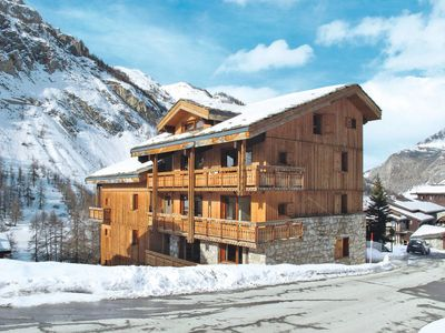 Photo for Apartment Les Chalets du Jardin Alpin (VAL181) in Val d'Isère - 6 persons, 2 bedrooms