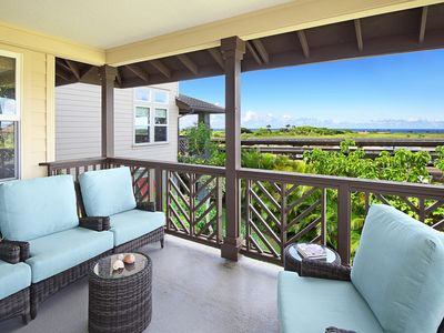 Photo for Pili Mai Resort at Poipu #12K: Central Poipu location with AC great for families