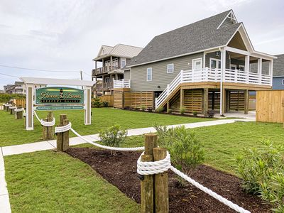 Photo for Bodie Island Cottage @ Haven on the Banks! BRAND NEW 4 BR w/ Upscale Amenities!
