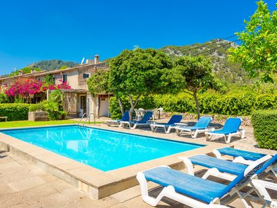 Photo for Ca Na Canta: Large Private Pool, A/C, WiFi