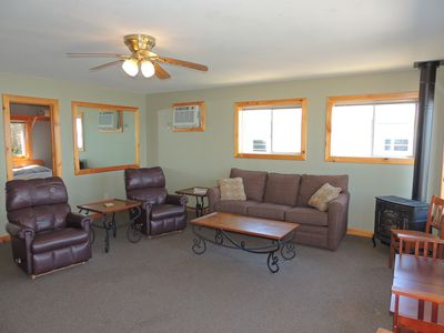 Photo for Comfortable 3 bedroom water view cottage