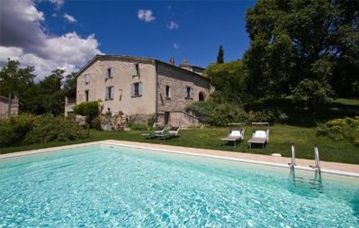 Photo for Holiday apartment Acqualagna for 7 persons with 4 bedrooms - Holiday apartment