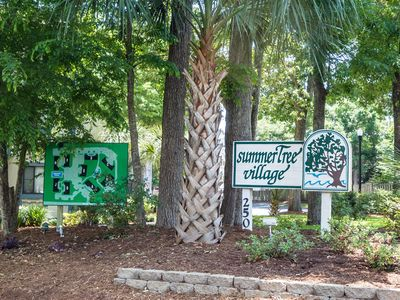 Photo for Perfect family getaway included WIFI  Summertree Village#B7  Myrtle Beach SC