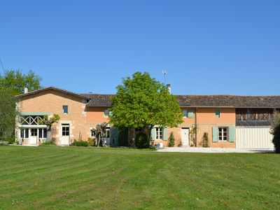 Photo for The Mouline farm located in one of the most beautiful landscape of Entre-Deux-Mers