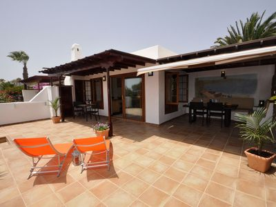 Photo for 2BR Villa Vacation Rental in Playa Blanca, Yaiza