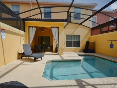 Photo for BEAUTIFUL UNIT  WITH SOUTH FACING PRIVATE POOL!