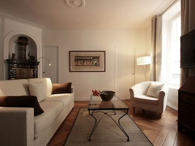 Photo for 109466 - Charming apartment for 4 people in a typically Parisian district