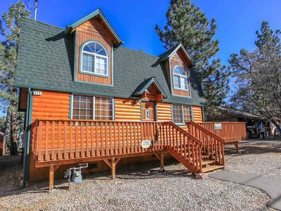 Photo for House 1.2 km from the center of Big Bear (983752)