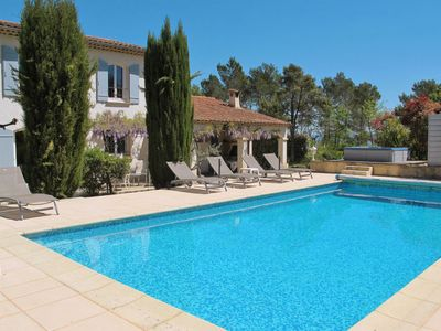 Photo for Vacation home La Bastide des Oliviers (FEN120) in Fayence - 8 persons, 3 bedrooms