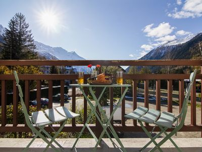 Photo for Appartement Mer de Glace 7, Chamonix, France