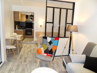 Photo for comfortable and nice studio downtown Argeles-Gazost 65400