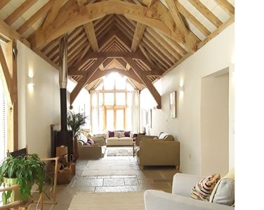 Photo for Spacious  barn conversion- sleeps 16- Ideal for Bath/Bristol.