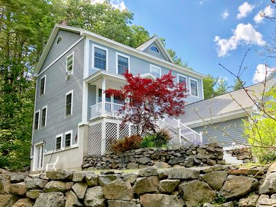 Photo for Short walk to the beach and town! 5+ BR, 4 BA luxury home