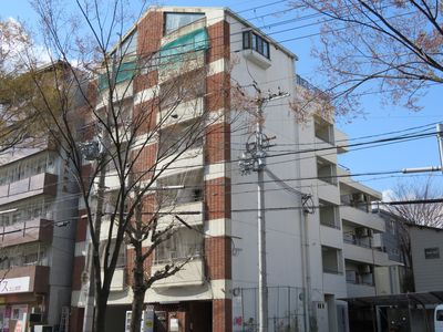 Photo for This apartment hotel faces Kitayama-dori in Kyoto.From Karasuma Line Kitaoji Station on the city bus [North 1] [Jenetajimae] bus stop and get off at the opposite building.